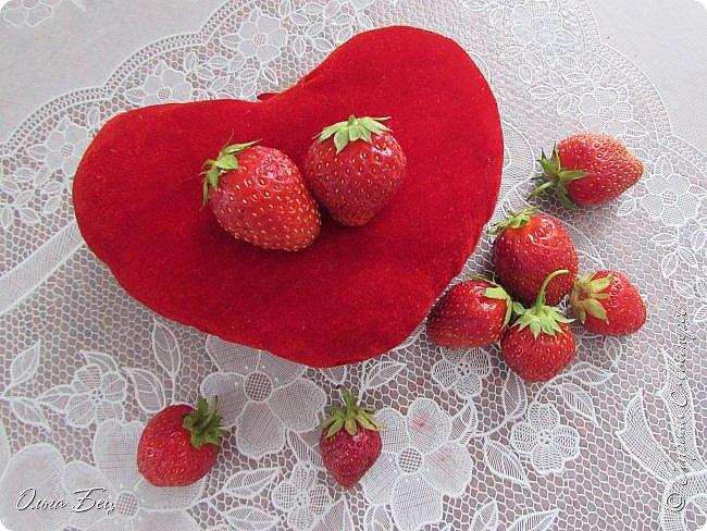 Доброго дня  Страна Мастеров!  Здравствуй, лето-летечко, Ягодное времечко!  Вот и поспели первые летние ягоды садовой виктории, спелой, сладкой, ароматной! фото 3