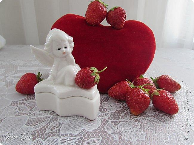 Доброго дня  Страна Мастеров!  Здравствуй, лето-летечко, Ягодное времечко!  Вот и поспели первые летние ягоды садовой виктории, спелой, сладкой, ароматной! фото 4