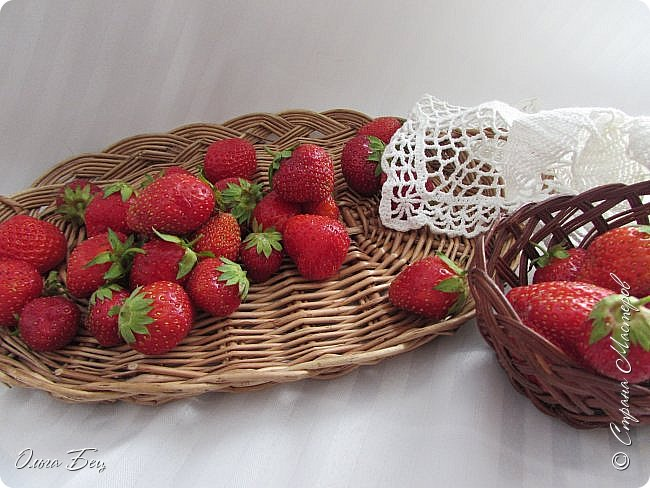 Доброго дня  Страна Мастеров!  Здравствуй, лето-летечко, Ягодное времечко!  Вот и поспели первые летние ягоды садовой виктории, спелой, сладкой, ароматной! фото 11