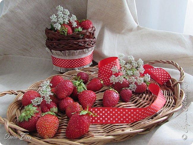 Доброго дня  Страна Мастеров!  Здравствуй, лето-летечко, Ягодное времечко!  Вот и поспели первые летние ягоды садовой виктории, спелой, сладкой, ароматной! фото 14