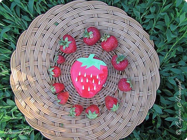 Доброго дня  Страна Мастеров!  Здравствуй, лето-летечко, Ягодное времечко!  Вот и поспели первые летние ягоды садовой виктории, спелой, сладкой, ароматной! фото 18