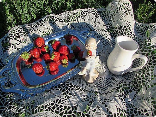 Доброго дня  Страна Мастеров!  Здравствуй, лето-летечко, Ягодное времечко!  Вот и поспели первые летние ягоды садовой виктории, спелой, сладкой, ароматной! фото 19