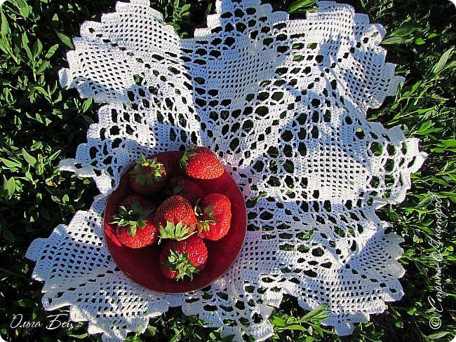 Доброго дня  Страна Мастеров!  Здравствуй, лето-летечко, Ягодное времечко!  Вот и поспели первые летние ягоды садовой виктории, спелой, сладкой, ароматной! фото 20