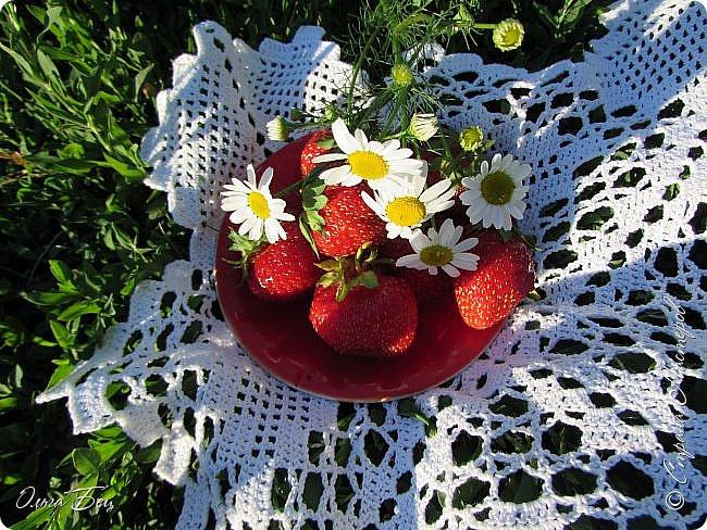 Доброго дня  Страна Мастеров!  Здравствуй, лето-летечко, Ягодное времечко!  Вот и поспели первые летние ягоды садовой виктории, спелой, сладкой, ароматной! фото 21