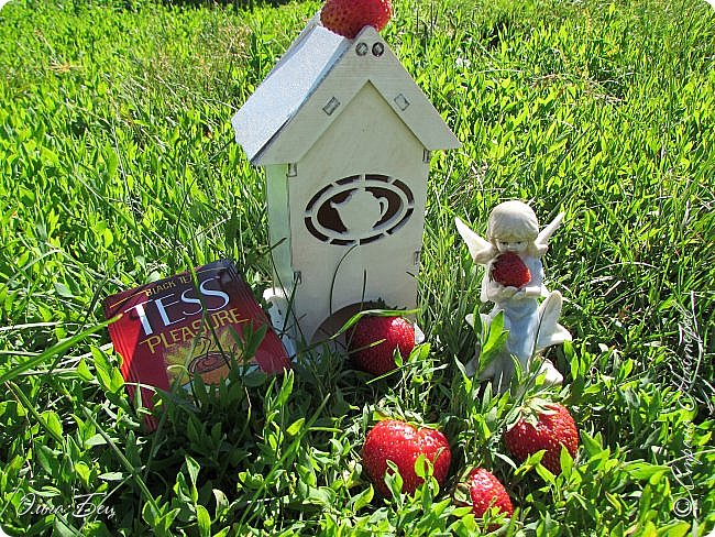 Доброго дня  Страна Мастеров!  Здравствуй, лето-летечко, Ягодное времечко!  Вот и поспели первые летние ягоды садовой виктории, спелой, сладкой, ароматной! фото 23