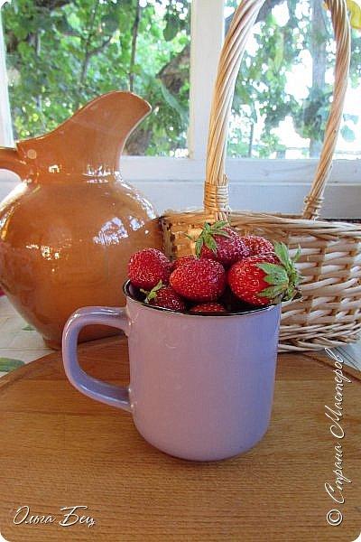 Доброго дня  Страна Мастеров!  Здравствуй, лето-летечко, Ягодное времечко!  Вот и поспели первые летние ягоды садовой виктории, спелой, сладкой, ароматной! фото 28