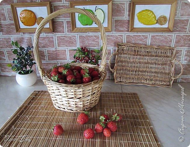 Доброго дня  Страна Мастеров!  Здравствуй, лето-летечко, Ягодное времечко!  Вот и поспели первые летние ягоды садовой виктории, спелой, сладкой, ароматной! фото 1