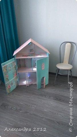 Кукольный домик фото 1