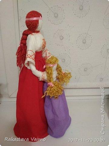 Кукла-ведучка  фото 1