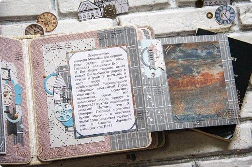Второй альбом на юбилей пастору. Историю его создания и первую часть можно посмотреть по ссылочке указанной в конце записи.  Альбом можно хранить в коробке. Удобно и практично.  фото 30