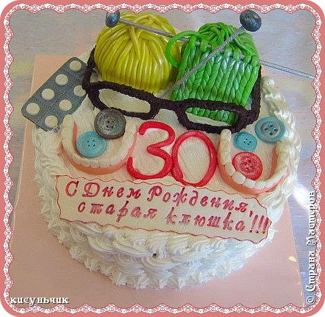 Тортики фото 5