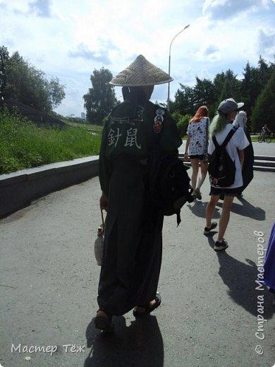 """7 июля состоялся фест - Косплей-прогулка """"От парка до парка"""". Я в нём поучаствовал первые, но обязательно пойду ещё! фото 32"""