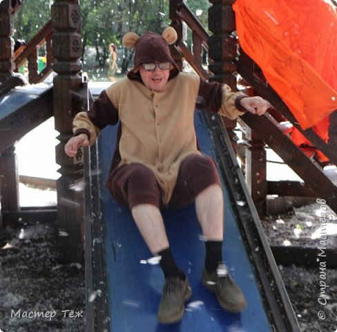 """7 июля состоялся фест - Косплей-прогулка """"От парка до парка"""". Я в нём поучаствовал первые, но обязательно пойду ещё! фото 21"""