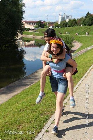 """7 июля состоялся фест - Косплей-прогулка """"От парка до парка"""". Я в нём поучаствовал первые, но обязательно пойду ещё! фото 62"""