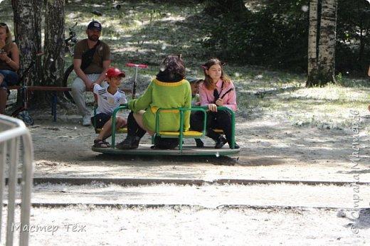 """7 июля состоялся фест - Косплей-прогулка """"От парка до парка"""". Я в нём поучаствовал первые, но обязательно пойду ещё! фото 18"""