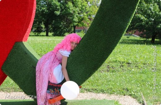 """7 июля состоялся фест - Косплей-прогулка """"От парка до парка"""". Я в нём поучаствовал первые, но обязательно пойду ещё! фото 50"""