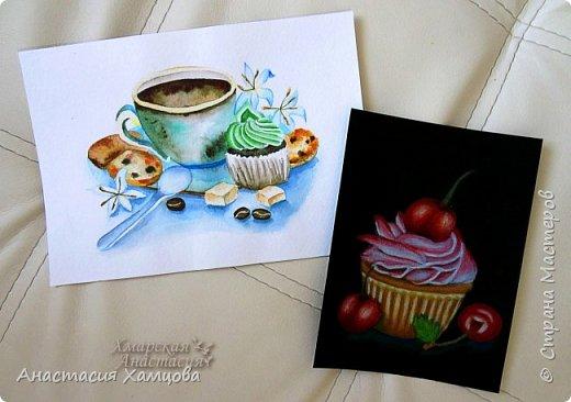 рисунки цветными карандашами фото 3