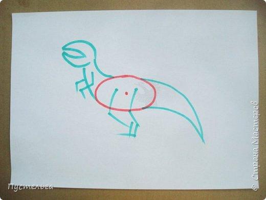 У каждой бабушки должна быть парочка динозавров в шкафу на случай приезда внуков!  фото 4