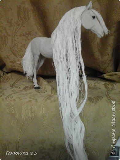 Привет всем.  Этот Конь очень большой па моим меркам,делаю для подруги,ждет она его аж сентября того года,но он к ней не торопится все время палки в колеса втыкает. фото 4