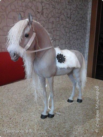 Привет всем.  Этот Конь очень большой па моим меркам,делаю для подруги,ждет она его аж сентября того года,но он к ней не торопится все время палки в колеса втыкает. фото 10