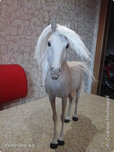 Привет всем.  Этот Конь очень большой па моим меркам,делаю для подруги,ждет она его аж сентября того года,но он к ней не торопится все время палки в колеса втыкает. фото 12