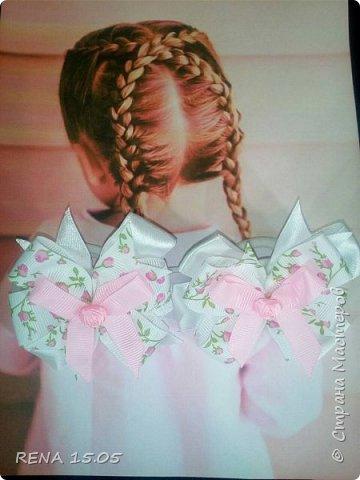К лету готовы новые заколочки, ободочки, резиночки, яркие повязочки для малышек. Приглашаю вас посмотреть. Поехали. фото 6