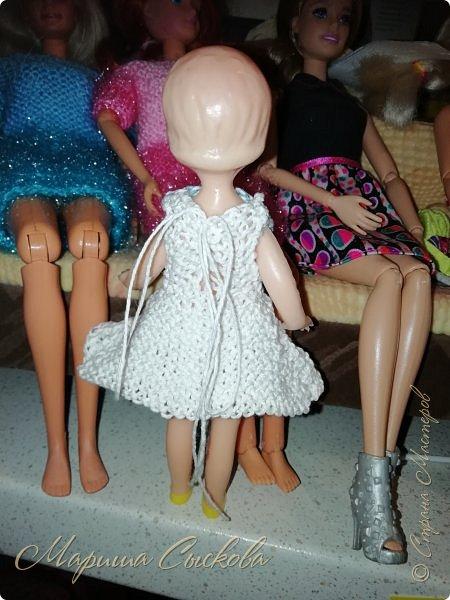 А сегодня сбылась моя маленькая мечта !!!! Я нашла куколку, которая была у меня в детстве и была любимицей !  фото 5
