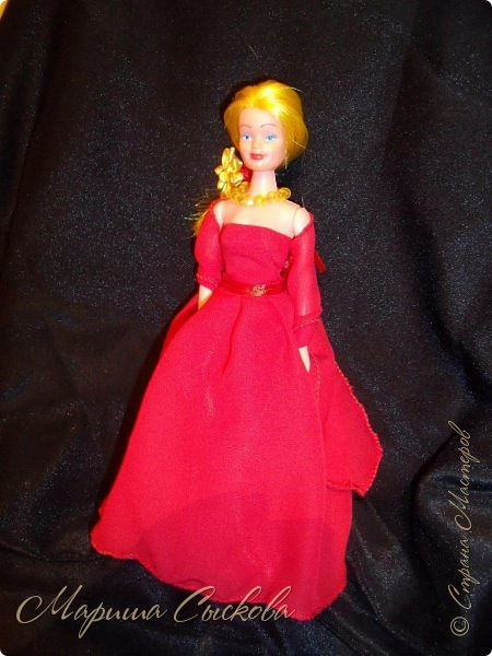 А сегодня сбылась моя маленькая мечта !!!! Я нашла куколку, которая была у меня в детстве и была любимицей !  фото 3