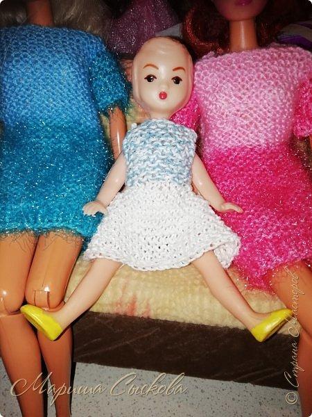 А сегодня сбылась моя маленькая мечта !!!! Я нашла куколку, которая была у меня в детстве и была любимицей !  фото 1