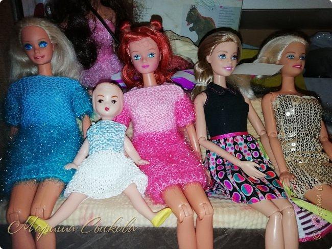 А сегодня сбылась моя маленькая мечта !!!! Я нашла куколку, которая была у меня в детстве и была любимицей !  фото 7