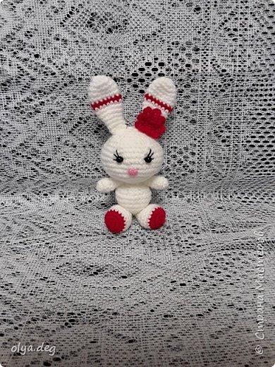 Зайчишка Снежок