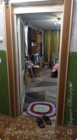 Здравствуйте, уважаемые жители Страны Мастеров!  Сегодня я хочу поделиться нашим косметическим ремонтом в коридоре нашей съёмной квартиры. А пришлось это делать из-за наших любимых котеек Тошика и Смузика. фото 15