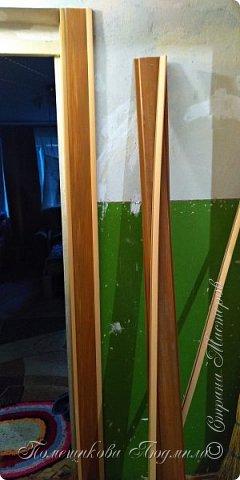 Здравствуйте, уважаемые жители Страны Мастеров!  Сегодня я хочу поделиться нашим косметическим ремонтом в коридоре нашей съёмной квартиры. А пришлось это делать из-за наших любимых котеек Тошика и Смузика. фото 13
