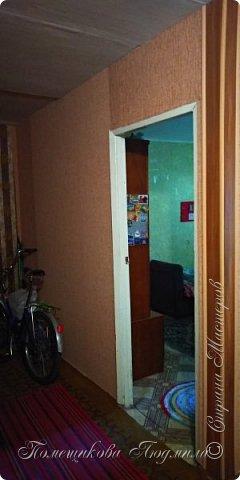 Здравствуйте, уважаемые жители Страны Мастеров!  Сегодня я хочу поделиться нашим косметическим ремонтом в коридоре нашей съёмной квартиры. А пришлось это делать из-за наших любимых котеек Тошика и Смузика. фото 21