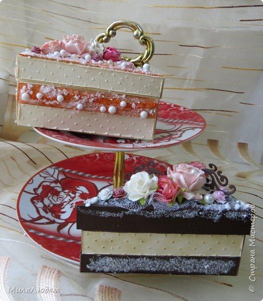 Всем доброго летнего дня! Хорошего настроения и бодрости духа! А я хочу показать новоиспеченные пирожные.   фото 2