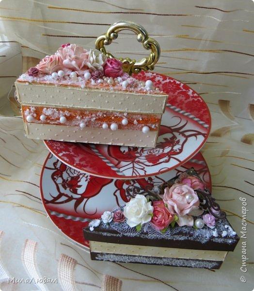Всем доброго летнего дня! Хорошего настроения и бодрости духа! А я хочу показать новоиспеченные пирожные.   фото 3