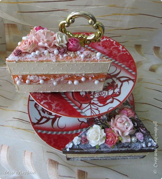 Всем доброго летнего дня! Хорошего настроения и бодрости духа! А я хочу показать новоиспеченные пирожные.   фото 4