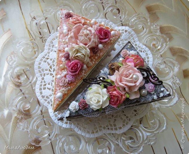 Всем доброго летнего дня! Хорошего настроения и бодрости духа! А я хочу показать новоиспеченные пирожные.   фото 5