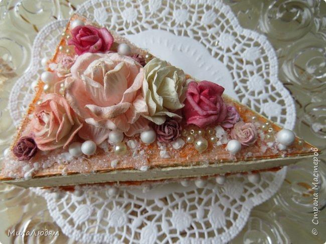 Всем доброго летнего дня! Хорошего настроения и бодрости духа! А я хочу показать новоиспеченные пирожные.   фото 8