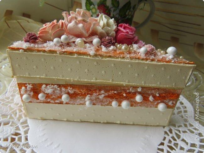 Всем доброго летнего дня! Хорошего настроения и бодрости духа! А я хочу показать новоиспеченные пирожные.   фото 11