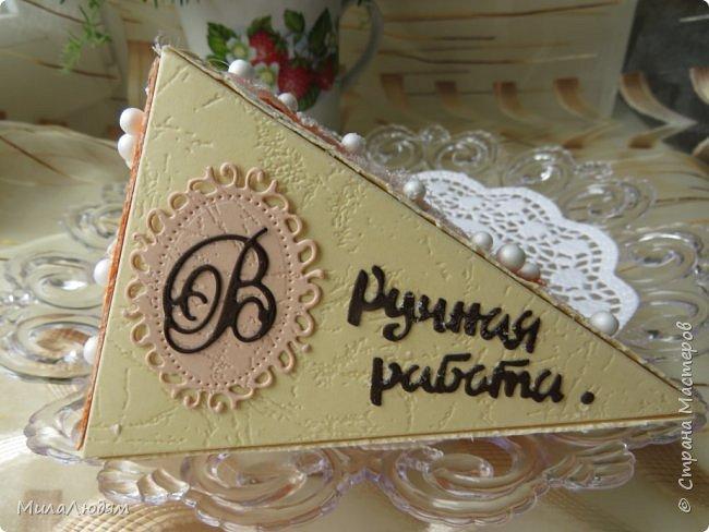 Всем доброго летнего дня! Хорошего настроения и бодрости духа! А я хочу показать новоиспеченные пирожные.   фото 12