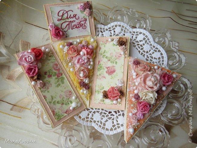 Всем доброго летнего дня! Хорошего настроения и бодрости духа! А я хочу показать новоиспеченные пирожные.   фото 13