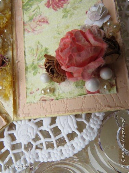 Всем доброго летнего дня! Хорошего настроения и бодрости духа! А я хочу показать новоиспеченные пирожные.   фото 19