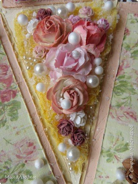 Всем доброго летнего дня! Хорошего настроения и бодрости духа! А я хочу показать новоиспеченные пирожные.   фото 25
