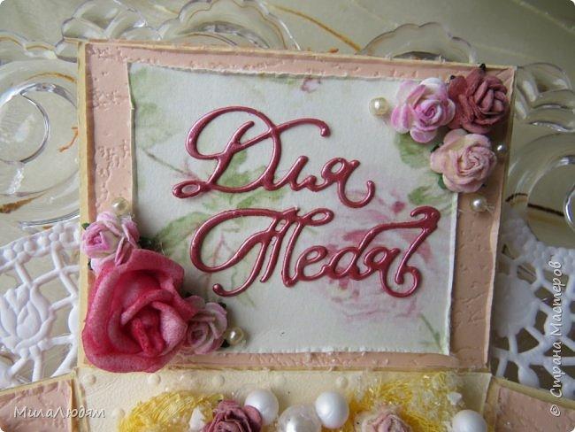 Всем доброго летнего дня! Хорошего настроения и бодрости духа! А я хочу показать новоиспеченные пирожные.   фото 22