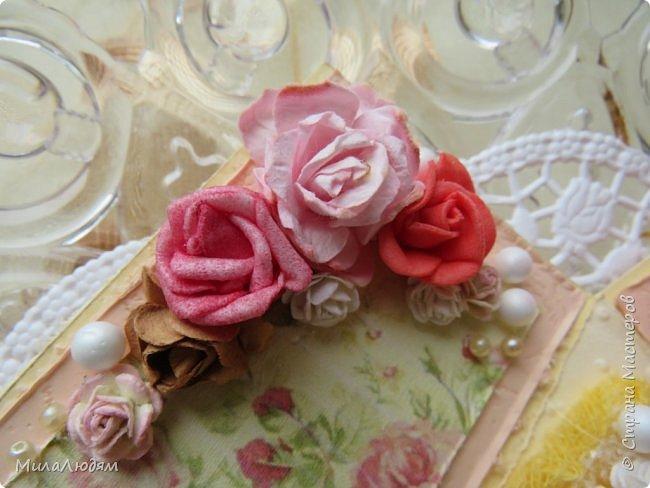 Всем доброго летнего дня! Хорошего настроения и бодрости духа! А я хочу показать новоиспеченные пирожные.   фото 24
