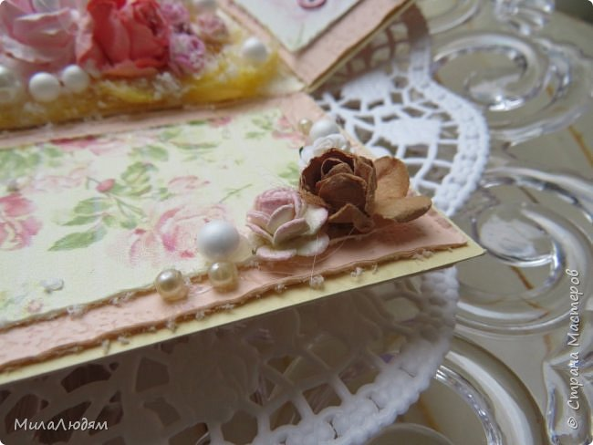 Всем доброго летнего дня! Хорошего настроения и бодрости духа! А я хочу показать новоиспеченные пирожные.   фото 21