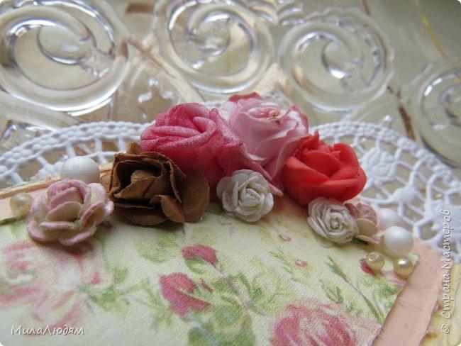 Всем доброго летнего дня! Хорошего настроения и бодрости духа! А я хочу показать новоиспеченные пирожные.   фото 27