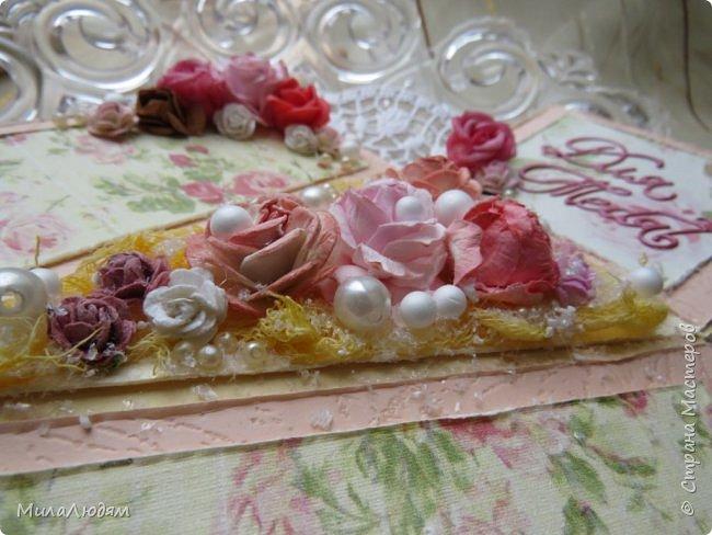 Всем доброго летнего дня! Хорошего настроения и бодрости духа! А я хочу показать новоиспеченные пирожные.   фото 28