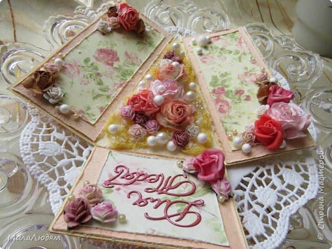 Всем доброго летнего дня! Хорошего настроения и бодрости духа! А я хочу показать новоиспеченные пирожные.   фото 29